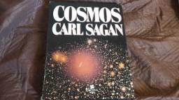 Livro COSMOS (CARL SAGAN) RARIDADE
