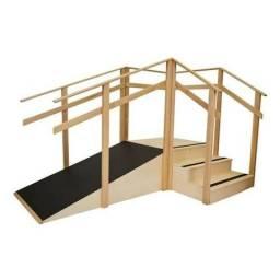 Escada de Canto para Fisioterapia