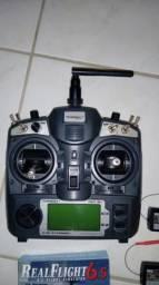 Rádio Turning Aeromodelo
