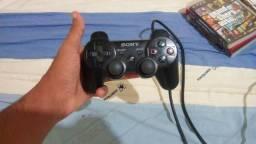 PS3 travado com 11 jogos