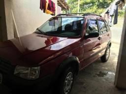 Fiat uno mille - 2008