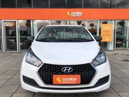 HYUNDAI HB20 2018/2019 1.0 UNIQUE 12V FLEX 4P MANUAL