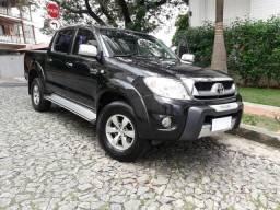 Toyota Hilux 2.7 Automática - Baixa Km e Muito Nova! - 2010
