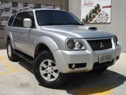 PAJERO SPORT 2007/2008 2.5 HPE 4X4 8V TURBO INTERCOOLER DIESEL 4P AUTOMÁTICO - 2008
