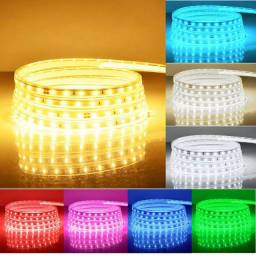 Mangueira LED RGB Colorido