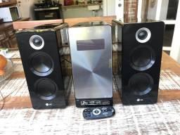 Micro Hi-fi System LG Fa166 - 160w