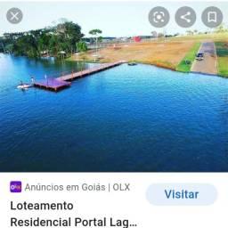 Lote condomínio fechado Santa Bárbara de Goiás