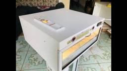 Chocadeira Baruch automática para 120 ovos