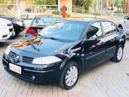Renault Megane expression 1.6 2010 completo e revisado