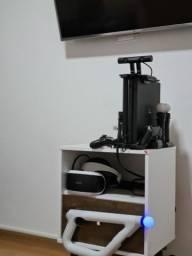 PS4 PRO 4K 1TB+ Oculos VR Completo + Jogos