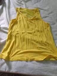 Título do anúncio: Blusas amarelas