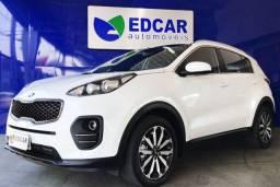 KIA Sportage - 2017/2018 2.0 LX 4X2 16V Flex 4P Automático Com 39.447 Km