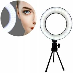 Iluminador Ring Light Tripe Mesa <br><br>