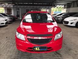 Chevrolet- Onix LS 1.0 8v Flex (Único Dono)