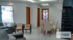 Sobrado com 3 dormitórios à venda, 292 m² por R$ 636.000,00 - Parque Continental I - Guaru
