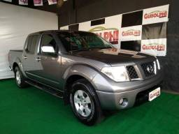 FRONTIER 2007/2008 2.5 SEL 4X4 CD TURBO ELETRONIC DIESEL 4P MANUAL