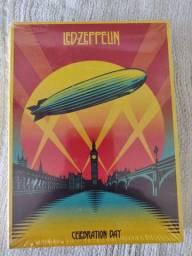 Box LED Zeppelin (2Cds+1Dvd) lacrado