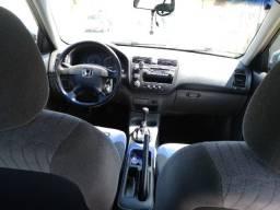 Civic LX 1.7 ano 2004 completo