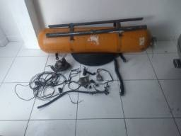 Kit GNV Kombi,Saveiro, ranger,s10.valor 800