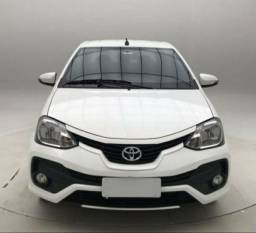 ETIOS 1.5 XLS Sedan - 2018 - Apenas 6724 KM