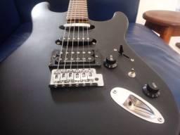 Guitarra luthier com captação Seymor Duncan