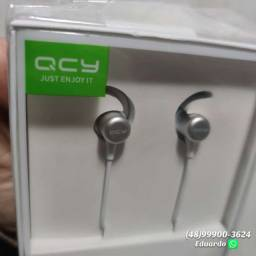 Fone bluetooth 7 hrs de música!! Qcy M1c