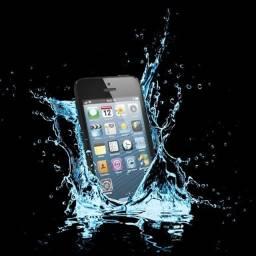 Aparelho caiu na agua e não liga mais?? Temos A solução!!!!