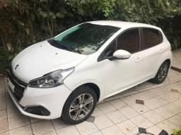Peugeot 208 2017 1.2 Active Pack - leilão