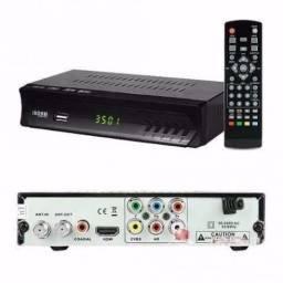 Conversor Digital Set Top Box Receptor Tv Digital