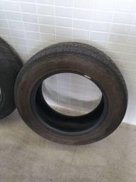 Pneus pirelli usado aro 17