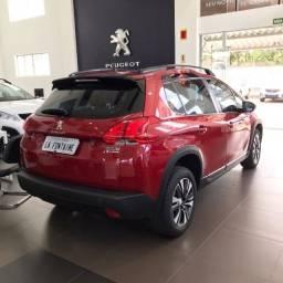 Peugeot 2008 allure pack 2020 automático garantia de fábrica