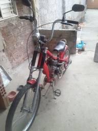 Vendo esta bicicleta motorizada