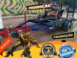 Carretinha 7 Toneladas, unica do brasil! Modelo Optimus