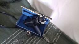 Camera filmadora antiga para colecionadores