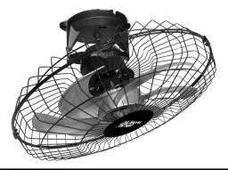 Ventilador Orbital Gira 360°