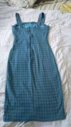 Vestido da coleção CH
