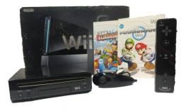 Nintendo Wii na caixa