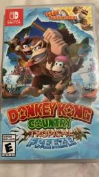 Donkey kong tropical freeze nitendo switch