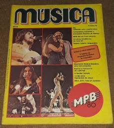 Revista Música n. 44 - Festival MPB 80