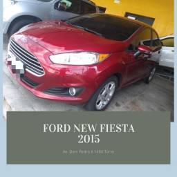 Ford New Fiesta Se 1.6 215 aut