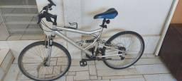 Bicicleta de alumínio super nova