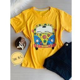 Tshirts 4 por 100,00
