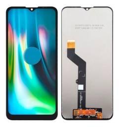 Combo Tela Display Touch Motorola E7 Plus E7 Power E6S E6 Plus