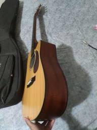 Violão crafter / troca por baixo precision bass