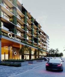 Apartamento à venda com 2 dormitórios em Cabo branco, João pessoa cod:38493