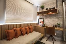 Apartamento 2 e 3 quartos, Setor Aeroporto - Residencial Wish Aeroporto