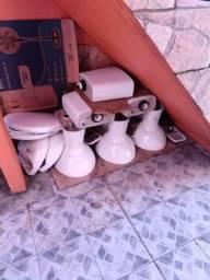 Título do anúncio: Vaso sanitário c/ caixa acoplada