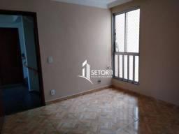 Apartamento com 2quartos para alugar, 48 m² por R$ 400/mês - Vivendas da Serra - Juiz de F