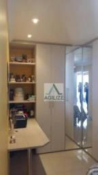 Cobertura com 3 dormitórios à venda, 110 m² por R$ 350.000,00 - Granja dos Cavaleiros - Ma