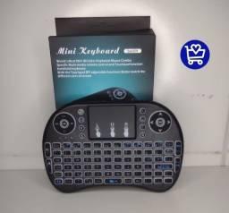Título do anúncio: Teclado Mini Keyboard - Faço entrega